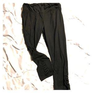 Hot Kiss Black Leggings (M)